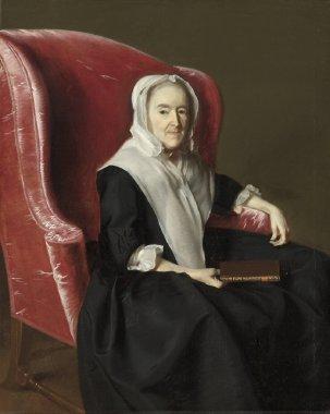Mrs Anna Dummer Powell | John Singleton Copley | oil painting