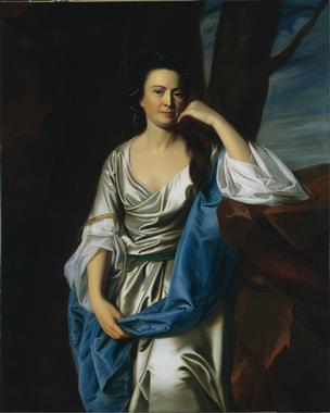 Mrs John Greene | John Singleton Copley | oil painting