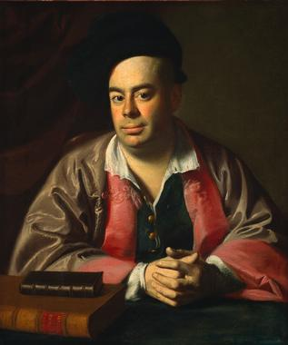 Nathaniel Hurd | John Singleton Copley | oil painting