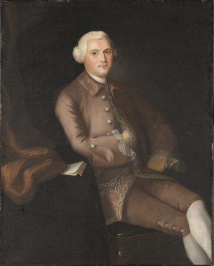 John Browne | Joseph Blackburn | oil painting