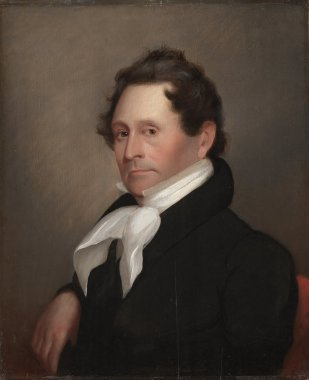 Senator Thomas Hart Benton | Matthew Harris Jouett | oil painting