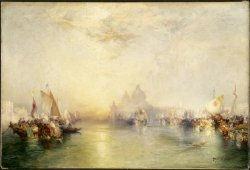 Venice | Thomas Moran | oil painting