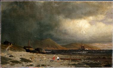 Labrador Coast | William Bradford | oil painting