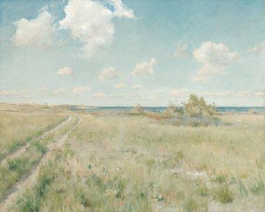 Shinnecock Hills | William Merritt Chase | oil painting