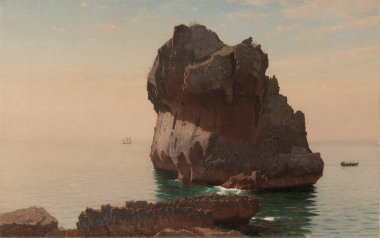 Capri | William Stanley Haseltine | oil painting