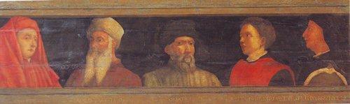 Five Masters Of The Florentine Renaissance | Florentine School | oil painting