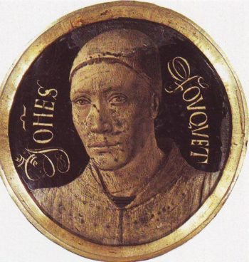 Self Portrait | Jean Fouquet | oil painting