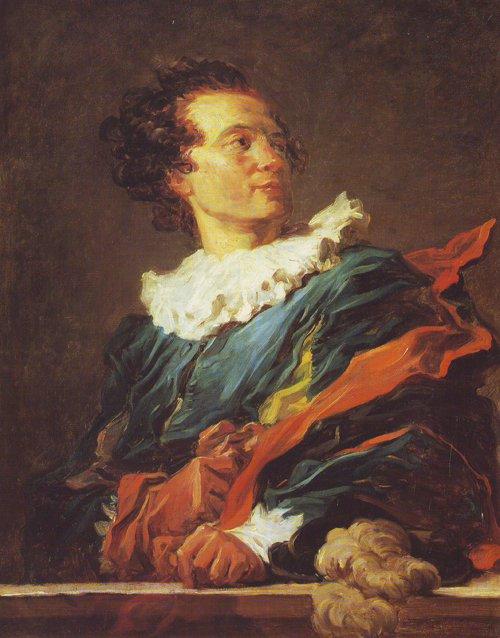 Fantastic Figure | Jean Honore Fragonard | oil painting