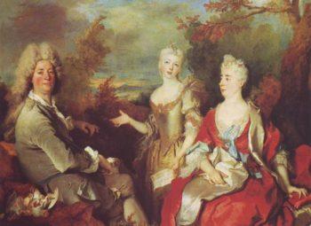 Family Portrait | Largillierre | oil painting