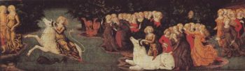 The Rape Of Europa | Liberale Da Verona | oil painting