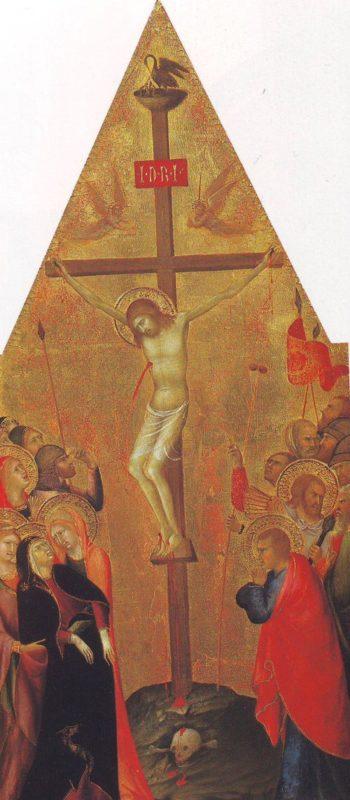 Crucifixion | Lippo Memmi | oil painting