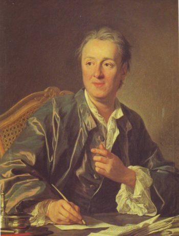 Denis Diderot | Louis-Michel Van Loo | oil painting