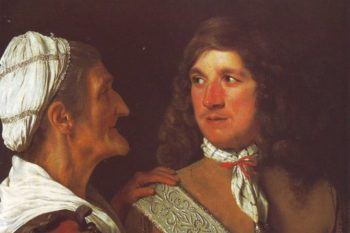 The Young Man And The Procuress | Michael Sweerts | oil painting