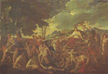The Triumph Of Flora | Poussin | oil painting