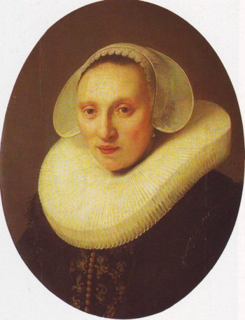 Cornelia Pronck | Rembrandt | oil painting