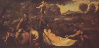 The Pardo Venus | Titian | oil painting