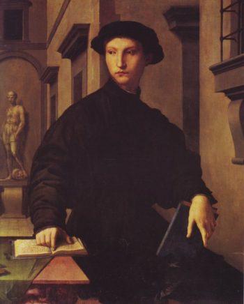 Ugolino Martelli | Agnolo Bronzino | oil painting