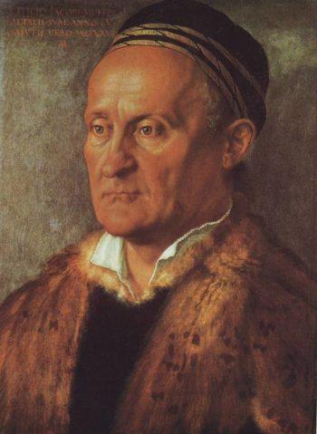Jakob Muffel | Albrecht Durer | oil painting