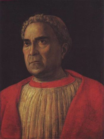 Cardinal Lodovico Trevisan | Andrea Mantegna | oil painting