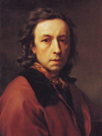 Self Portrait | Anton Raphael Mengs | oil painting