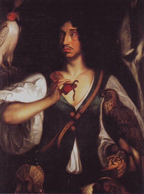 Landgrave Friedrich Of Hessen Eschwege | Attributed To Matthaus Merian The Younger | oil painting