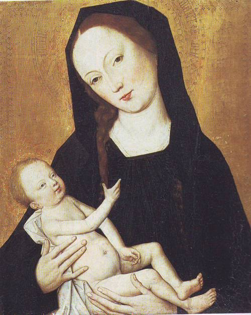 Madonna And Child | Cologne | oil painting