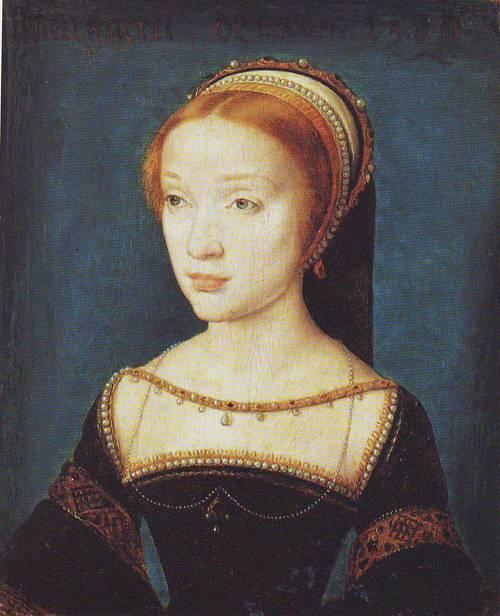 A Young Lady | Corneille De Lyon | oil painting