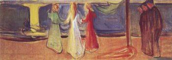 Kibgubg | Edvard Munch | oil painting