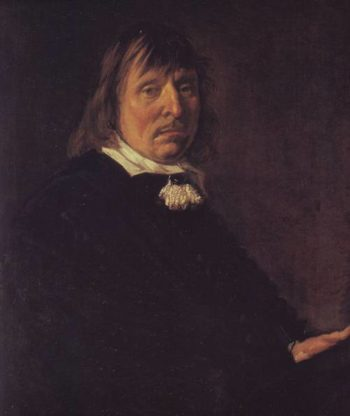 Tyman Oosdorp | Fans Hals | oil painting