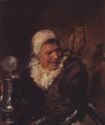 Malle Babbe | Frans Hals | oil painting