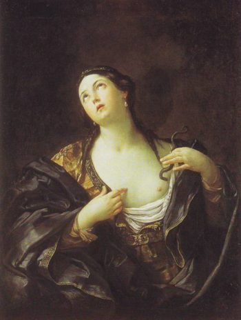 The Death Of Cleopatra | Guido Reni | oil painting
