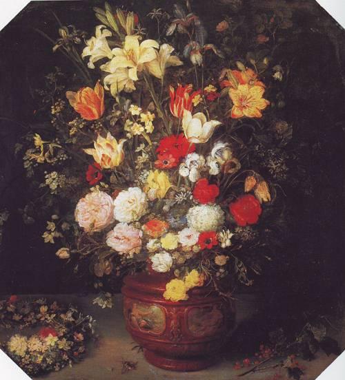 Bouquet Of Flowers | Jan Brueghel The Elder | oil painting