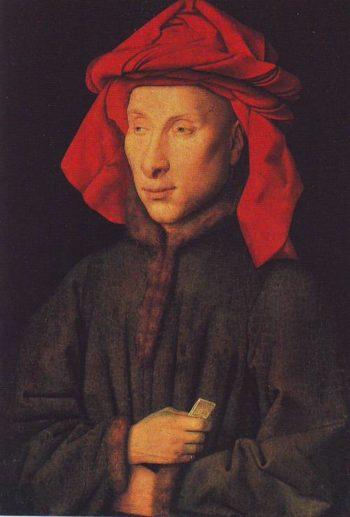 Giovanni Arnolfini | Jan Van Eyck | oil painting