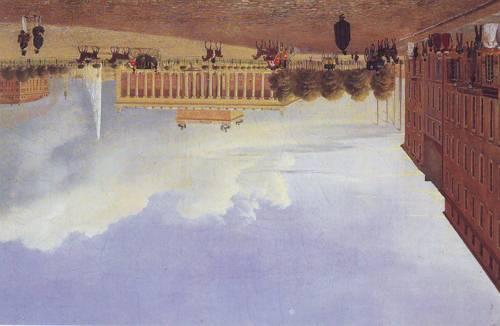 Altes Museum | Johann Heinrich Hintze | oil painting