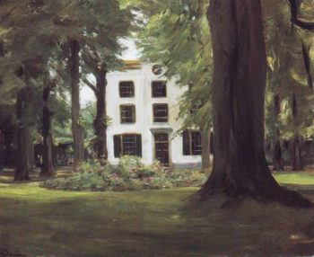 Country House At Hilversum | Max Liebermann | oil painting