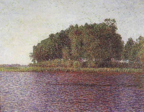 Landscape | Paul Baum | oil painting