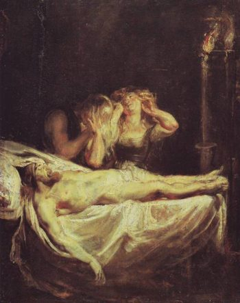The Lamentation | Peter Paul Rubens | oil painting