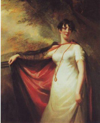 Mrs.Anne Hart | Sir Henry Raeburn | oil painting