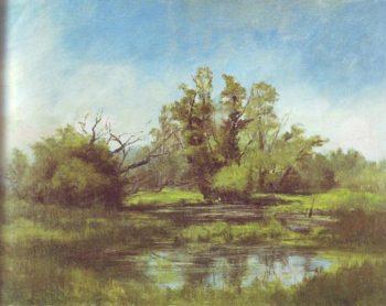 Landscape | Elizabeth Henrietta Bromwell | oil painting