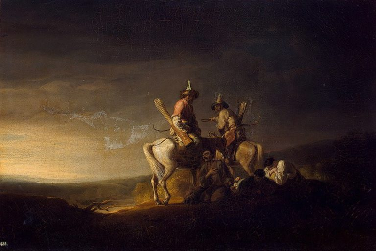 Bashkirs 1814 | Allan William | oil painting