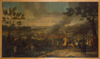 Battle of Poltava 1717OR1718 | Caravaque Louis | oil painting