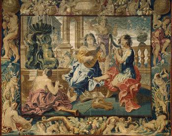 Music 1650s | Flanders | oil painting
