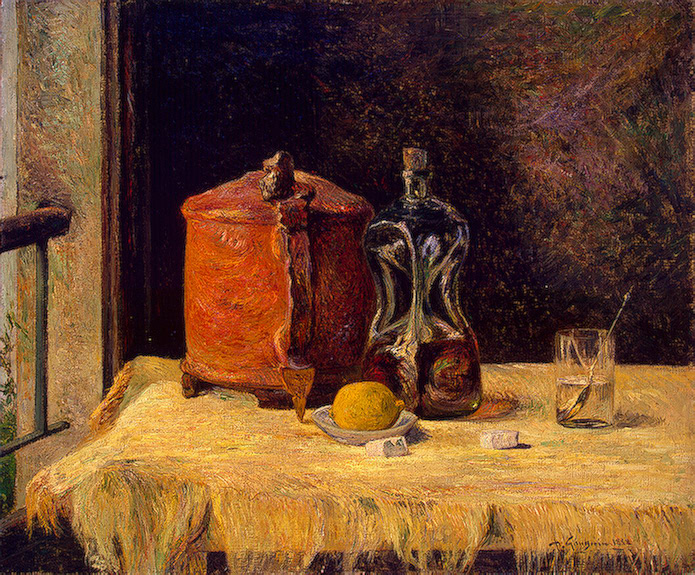At the Window 1882 | Gauguin Paul | oil painting