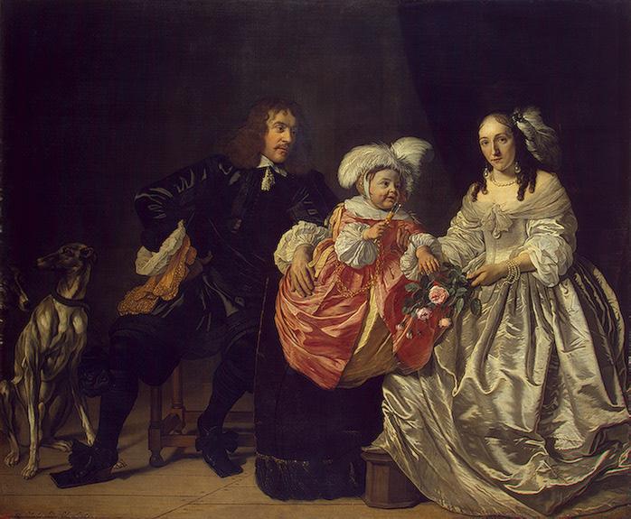 Family Portrait 1652 | Helst Bartholomeus van der | oil painting