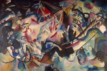 Composition VI 1913 | Kandinsky Vasily | oil painting