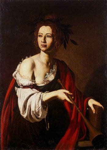 Allegory of History 1615-1620 | Ribera Jose de | oil painting