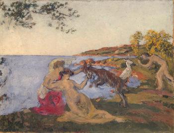 Mythological Motif 1903 | Roussel Ker Xavier | oil painting
