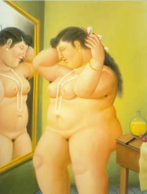 Venus 1996 | Fernando Botero | oil painting