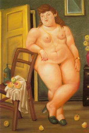 Still Life With Oranges 1993 | Fernando Botero | oil painting