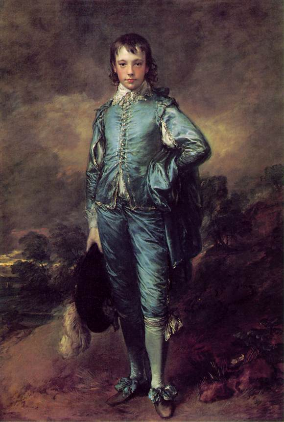 Blue Boy | Thomas Gainsborough | oil painting
